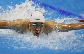 Dünya Kısa Kulvar Yüzme Şampiyonasında Sakçı, finale kaldı