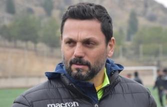 Evkur Yeni Malatyaspor Teknik Direktörü Bulut: Ligde ilk 6'da yer bulmaya çalışacağız