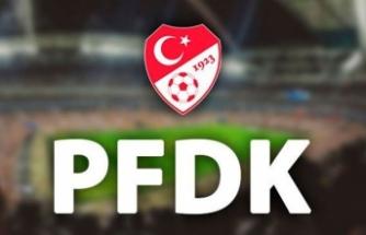Galatasaray, Trabzonspor ve Beşiktaş PFDK'ya sevk edildi