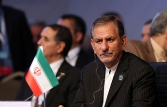 İran Cumhurbaşkanı Birinci Yardımcısı Cihangiri: ABD İran'ın hassas ekonomi merkezlerini hedef aldı