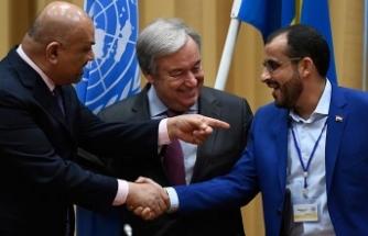 İsveç'teki Yemen konulu istişare toplantılarında anlaşma sağlandı