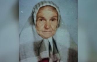 Kaybolan alzheimer hastası yaşlı kadın aranıyor
