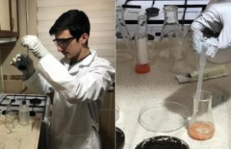 Lise öğrencileri Google Bilim Fuarı'nda yarı finale kaldı
