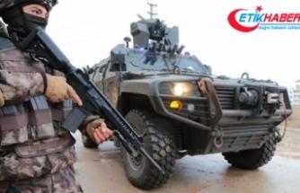 Muş'ta terör örgütü PKK'ya yönelik operasyon: 28 gözaltı