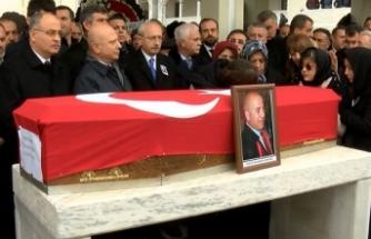 YHT kazasında ölen Prof. Dr. Albayrak, gözyaşlarıyla uğurlandı
