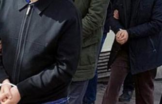 Yunanistan sınırında yakalanan 2'si PKK'lı 3 kişi tutuklandı