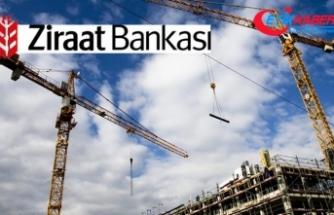 Ziraat'le çalışan konut projelerinde faiz yüzde 1'in altında