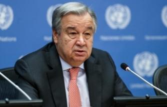 BM Genel Sekreteri Guterres'ten Venezuela'ya uyarı