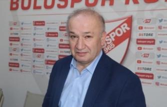 Boluspor'da Karafırtınalar dönemi sona erdi