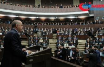 Cumhurbaşkanı Erdoğan: Kürt kardeşlerim oyuna gelmeyin