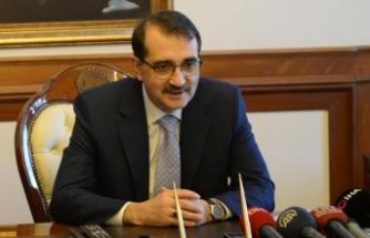 Enerji ve Tabii Kaynaklar Bakanı Dönmez: Doğal gazı yaygınlaştırmak için çalışıyoruz