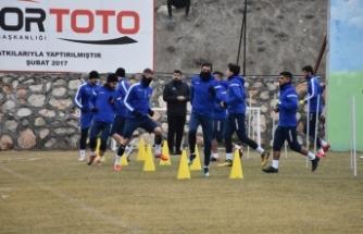 Evkur Yeni Malatyaspor'da yeni transferler mutlu