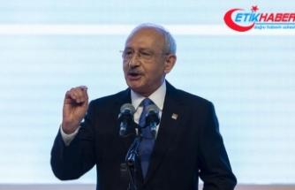 Kılıçdaroğlu: Türkiye'yi hiç kimse sokak kabadayısı diliyle tehdit edemez