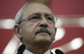 Kılıçdaroğlu, yabancı misyon şefleriyle bir araya geldi
