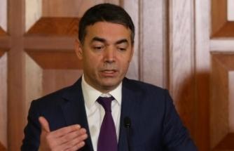 Makedonya Dışişleri Bakanı Dimitrov: Terörle mücadelede Türkiye'nin yanında olmaya devam edeceğiz