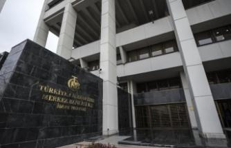Merkez Bankası rezervleri geçen haftaya göre arttı