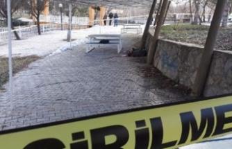 Mesire alanında başından vurulmuş olarak ölü bulundu