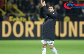 Nuri Şahin'den Ozan Kabak'a destek mesajı