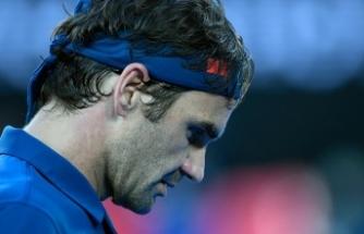 Son şampiyon Federer'den Avustralya Açık'a veda