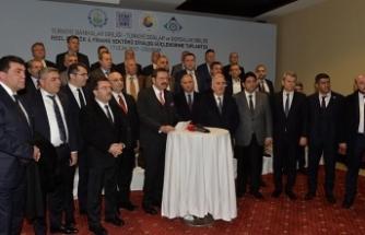 TOBB Başkanı Hisarcıklıoğlu: Bu sıkıntılı dönemden daha güçlü çıkacağız