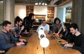 Türk mühendisler Amazon'a buton yaptı