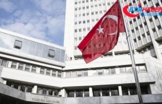 Türkiye'den Afganistan'daki terör saldırısına kınama