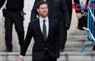 Xabi Alonso'nun davası ertelendi