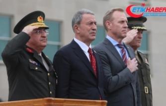 Akar: ABD ile güçlü ve yakın ilişkilerimizi devam ettirmek istiyoruz