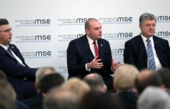 'Avrupa'da sürdürebilir güvenlik Karadeniz'in güvenliğe bağlı'