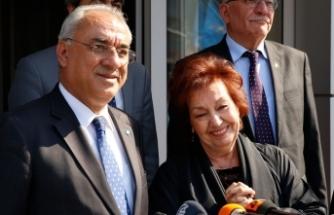 DSP Genel Başkanı Aksakal: 31 Mart'ta sandıklardan güvercinler uçacak