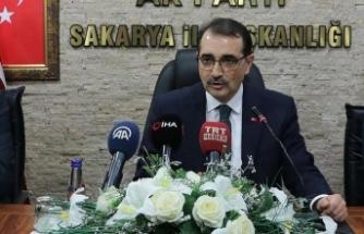 Enerji ve Tabii Kaynaklar Bakanı Dönmez: En büyük keşfimiz denizde olacak
