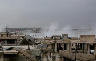 Esed rejiminden İdlib'e saldırı: 4 ölü
