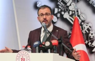 Gençlik ve Spor Bakanı Kasapoğlu: Tüm kötülükleri yenmede spor önemli bir araç