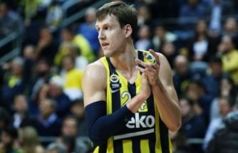 Jan Vesely 3 yıl daha Fenerbahçe Beko'da