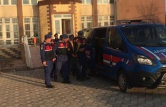 Köyden kız kaçıran 3 şüpheli tutuklandı