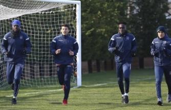 Medipol Başakşehir'de Antalyaspor maçı hazırlıkları
