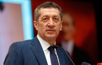 Milli Eğitim Bakanı Selçuk: Yüksek teknolojiyi dikkate alan bakış açısıyla mesafe almalıyız