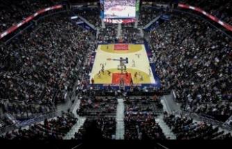 """NBA'de Mavericks, Doncic'in """"triple-double"""" yaptığı maçta Spurs'ü yendi"""