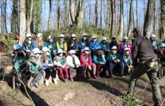 'Ormanya' çocukları doğayla buluşturuyor