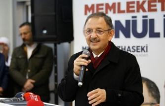 Özhaseki: Ha bizden Ahmet, ha MHP'den Mehmet olmuş, farkı yok