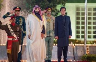Pakistan ile Suudi Arabistan 20 milyar dolarlık yatırım anlaşması imzaladı