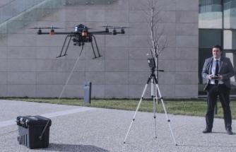 Teknolojiyle kara ve hava gücü birleşti
