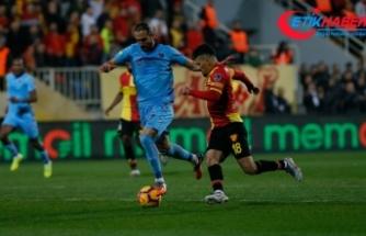 Trabzonspor deplasmanda kazandı
