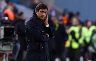 Trabzonspor Teknik Direktörü Karaman: Desteklemeye gelen taraftarlarımızdan özür diliyoruz