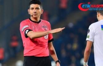 Yeni Malatyaspor - Beşiktaş maçının VAR'ı Yaşar Kemal Uğurlu