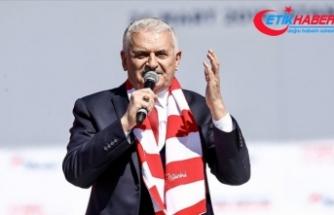 Binali Yıldırım: Daha mutlu, huzurlu, güvenli bir İstanbul sözü veriyorum