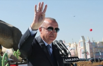Cumhurbaşkanı Erdoğan: Ankara ve Türkiye'de Pandora'nın kutusu açılmıştır