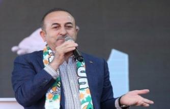 """Dışişleri Bakanı Çavuşoğlu: """"Ümmetin umudu Türkiye"""""""