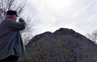 Edirne'de 4 bin yıllık gözlem evi ile kaya tapınağı bulundu
