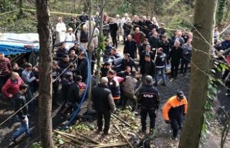 Maden ocağında göçük: 1 işçiden acı haber geldi